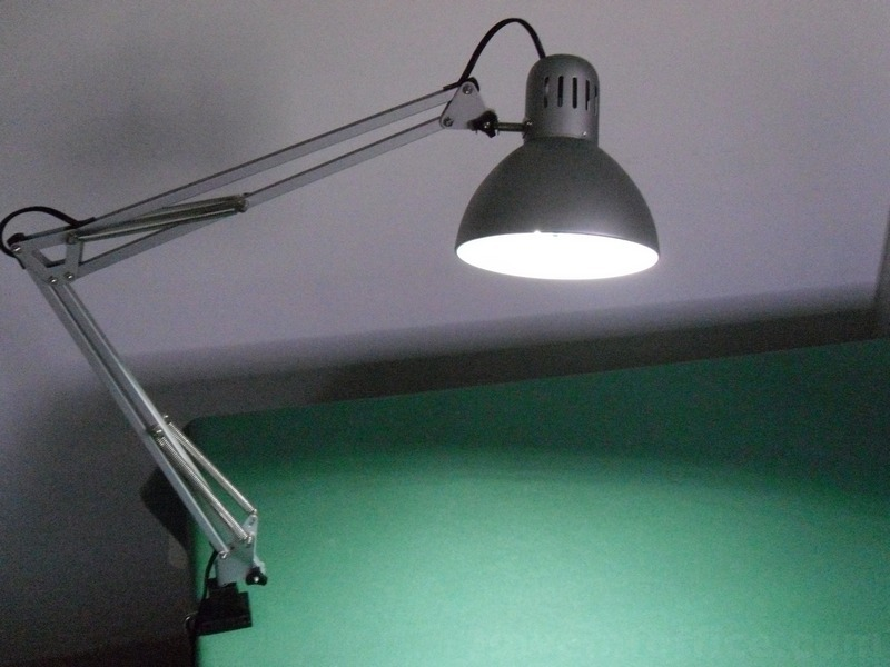 Low Electromagnetic Emissions Office Equipment - Low EMF desktop ...:Low EMF desktop lamp,Lighting